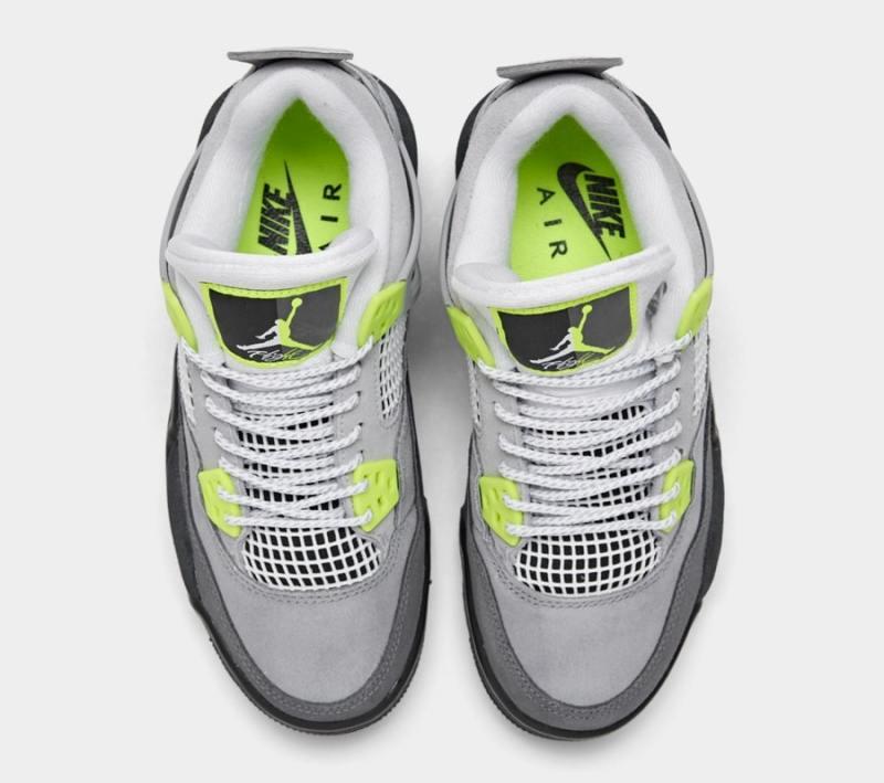 Air Jordan 4 SE Neon CT5342-007 Release Info UK 3