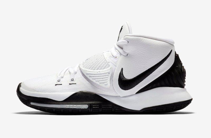 Nike Kyrie 6 Oreo BQ4630-100 Release Info UK 2