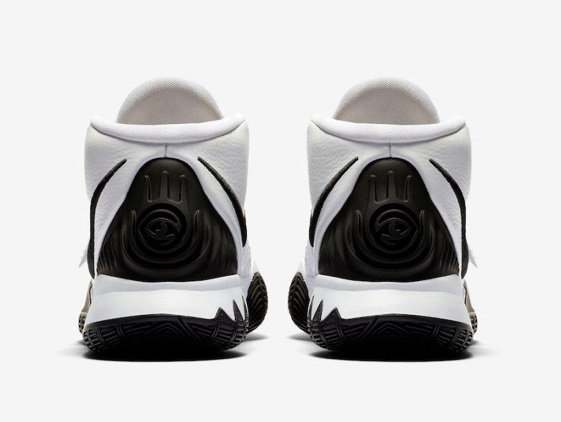 Nike Kyrie 6 Oreo BQ4630-100 Release Info UK 4