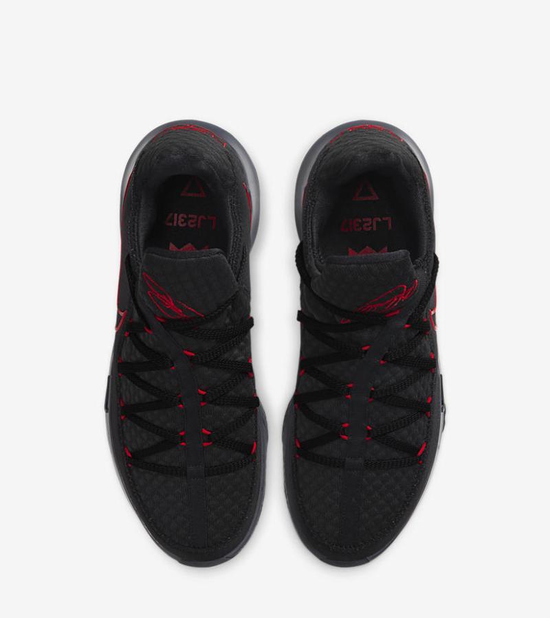 Nike Lebron 17 Low Bred CD5007-001 - Release Info UK 3