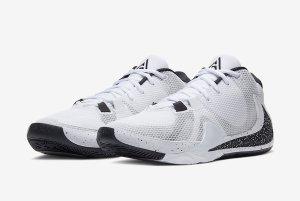 Nike Zoom Freak 1 Oreo BQ5422-101