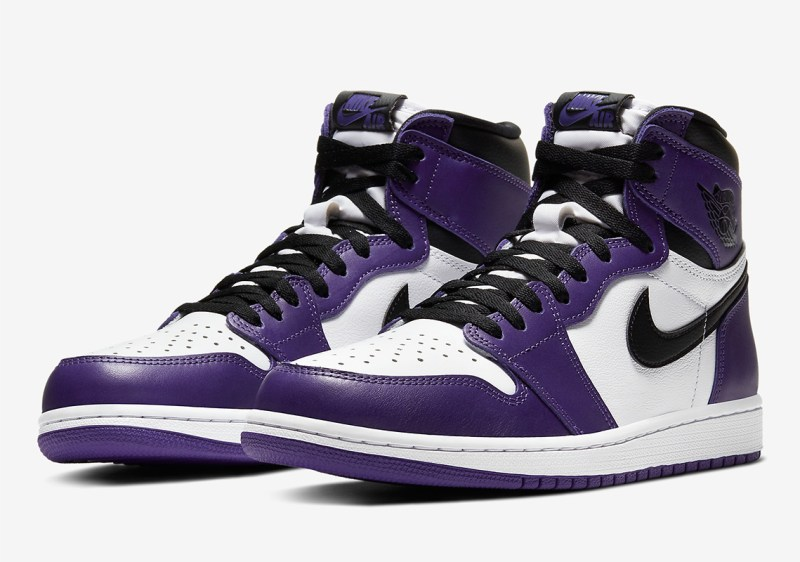 Where to buy Air Jordan 1 High Court Purple 555088-500 UK 1