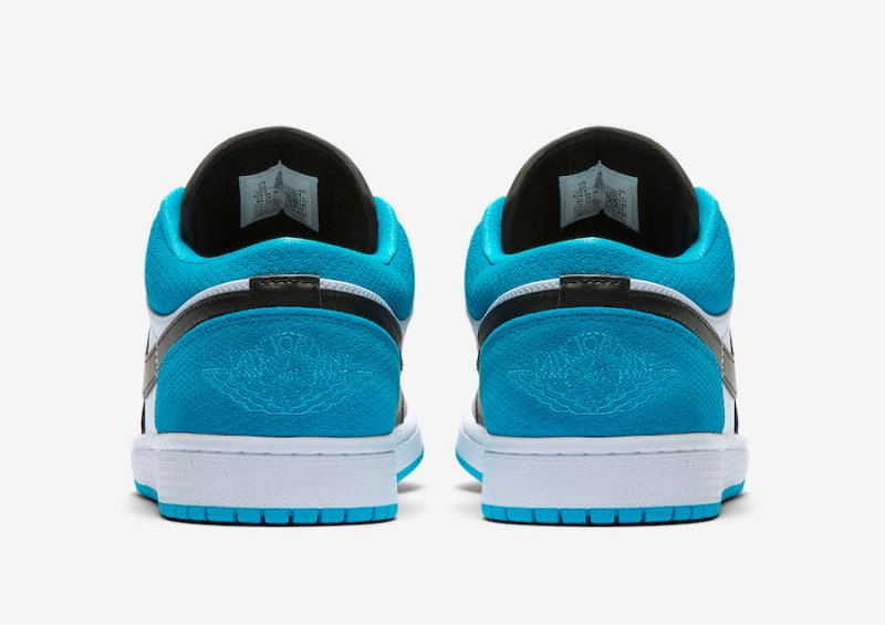 Where to buy Air Jordan 1 Low SE Laser Blue CK3022-004 UK 5