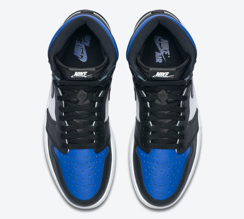 Air Jordan 1 Game Royal 555088-041 Where To Buy UK Europe 3