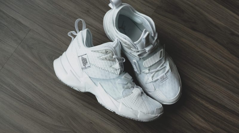 Why Not Zer0.3 Triple White CD3002-103 Release Info UK
