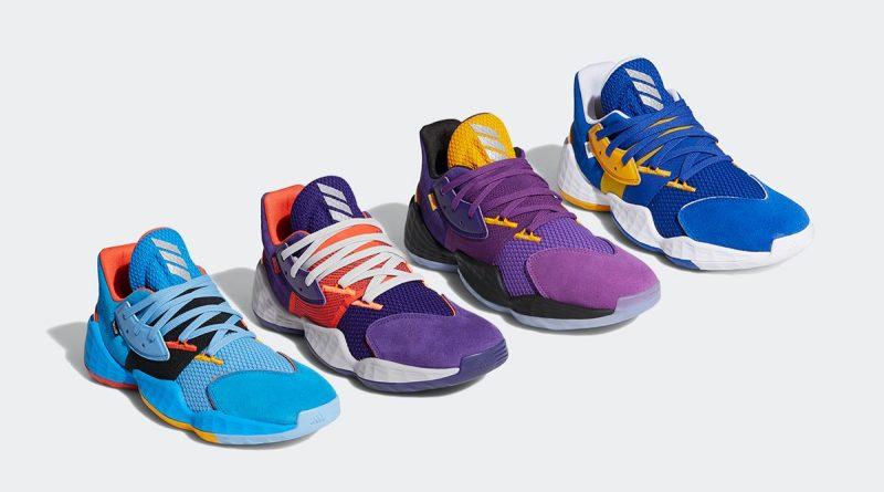 Adidas Harden Vol 4 Su Casa Pack FW7496 FW7497 FW7495 FW7498 Release Info UK Feature