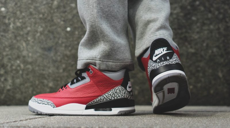 Air Jordan 3 Unite Fire Red Cement CK5692-600 Sale