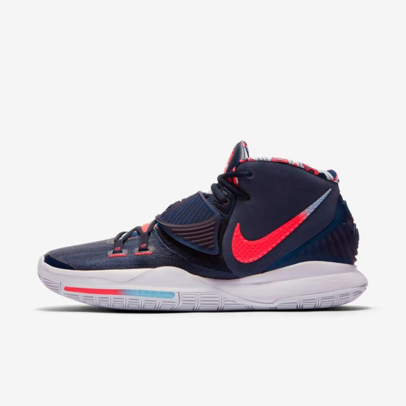 Nike Kyrie 6 Midnight Navy BQ4630-402 Release Info UK 1