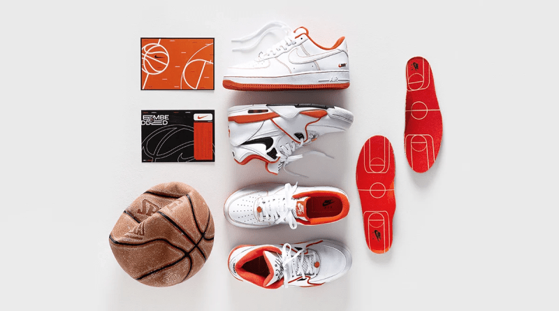 "Nike ""Rucker Park"" Pack Air Flight 89"