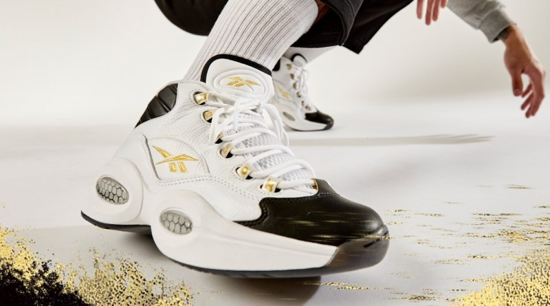 Reebok Question Mid Respect My Shine EF7599 Release Info UK Feature Image
