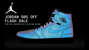 Jordan STEALS In Nike's 2 Day Up To 50% OFF Sale Feature