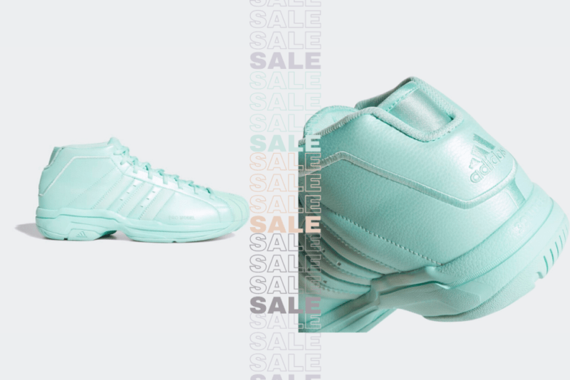 adidas-pro-model-2g-easter-collection-sale Clear Mint EH1952
