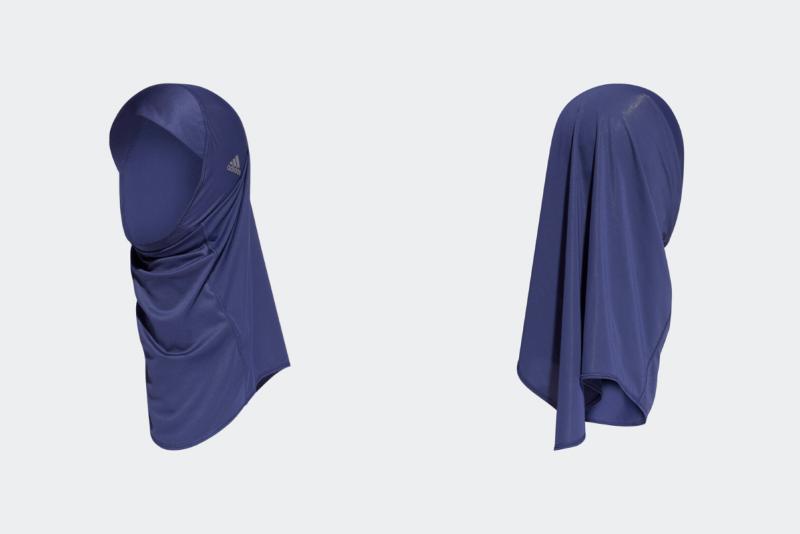 Adids Sport Hijab Blue GE4339