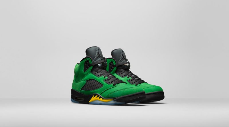 air-jordan-5-se-apple-green-oregon-ck6631-307-release-info 1