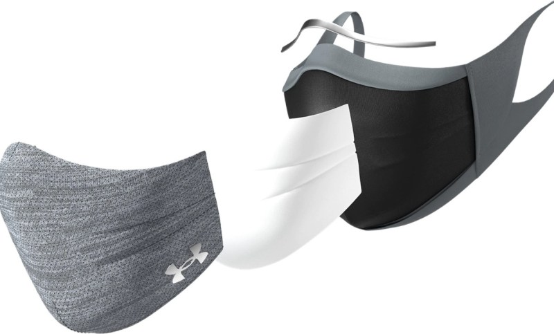 Under Armour Sport Mask 1368010-013 - 30% OFF Sale