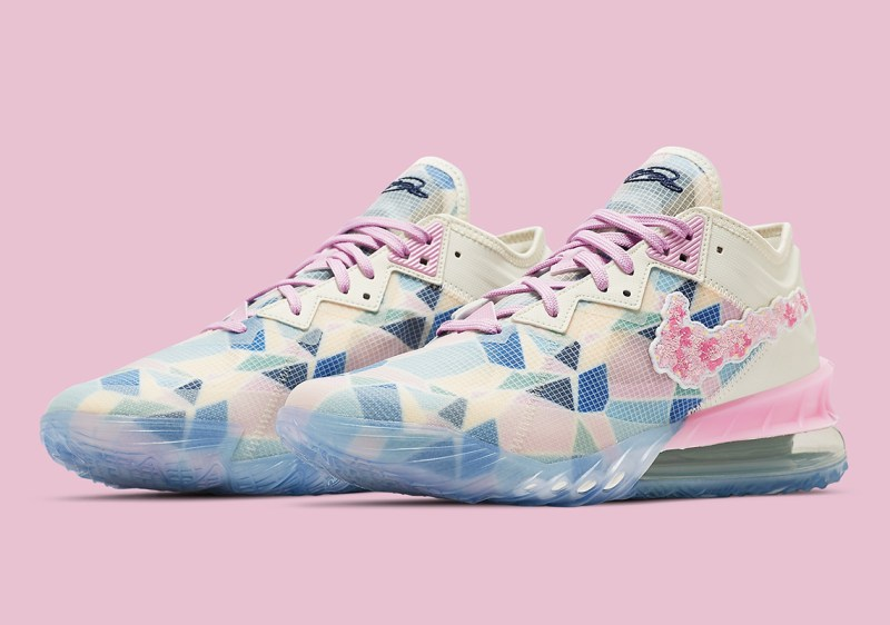 nike-lebron-18-low-x-atmos-cherry-blossom-cv7562-101-release-date 1