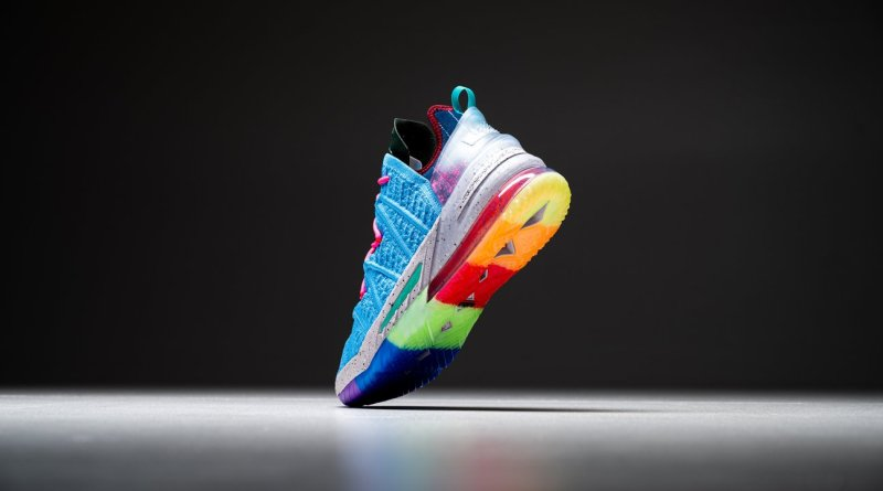 Nike ebron 18 1-9 2
