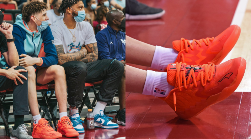 first-look-at-the-puma-melo-ball-mb1-signature-sneaker