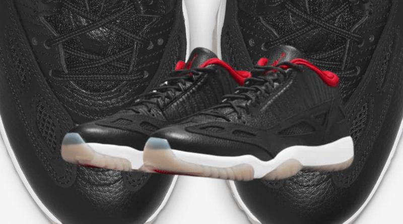 Air Jordan 11 Low IE 'Bred' 919712-023 - Store List - Feature Image
