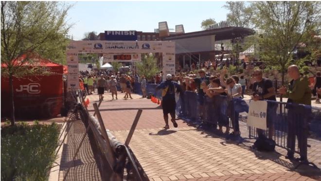 2015 Foot Levelers Blue Ridge Marathon
