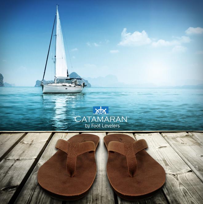 Catamaran vacation