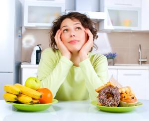 junk or healthy food