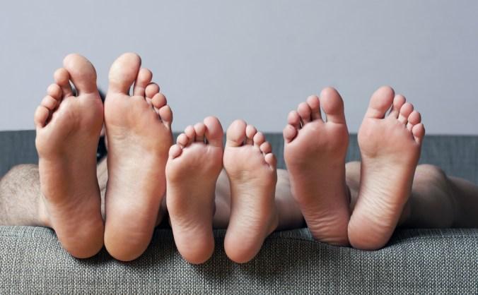 your unique feet