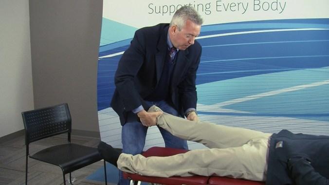 Dr kennedy adjusting