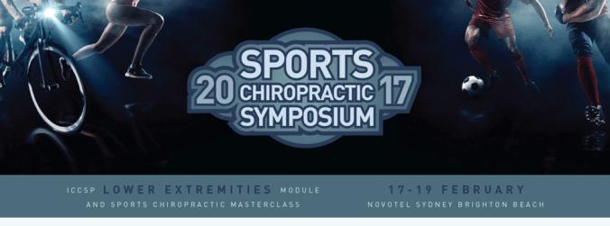 Sports Chiropractic Symposium 2017