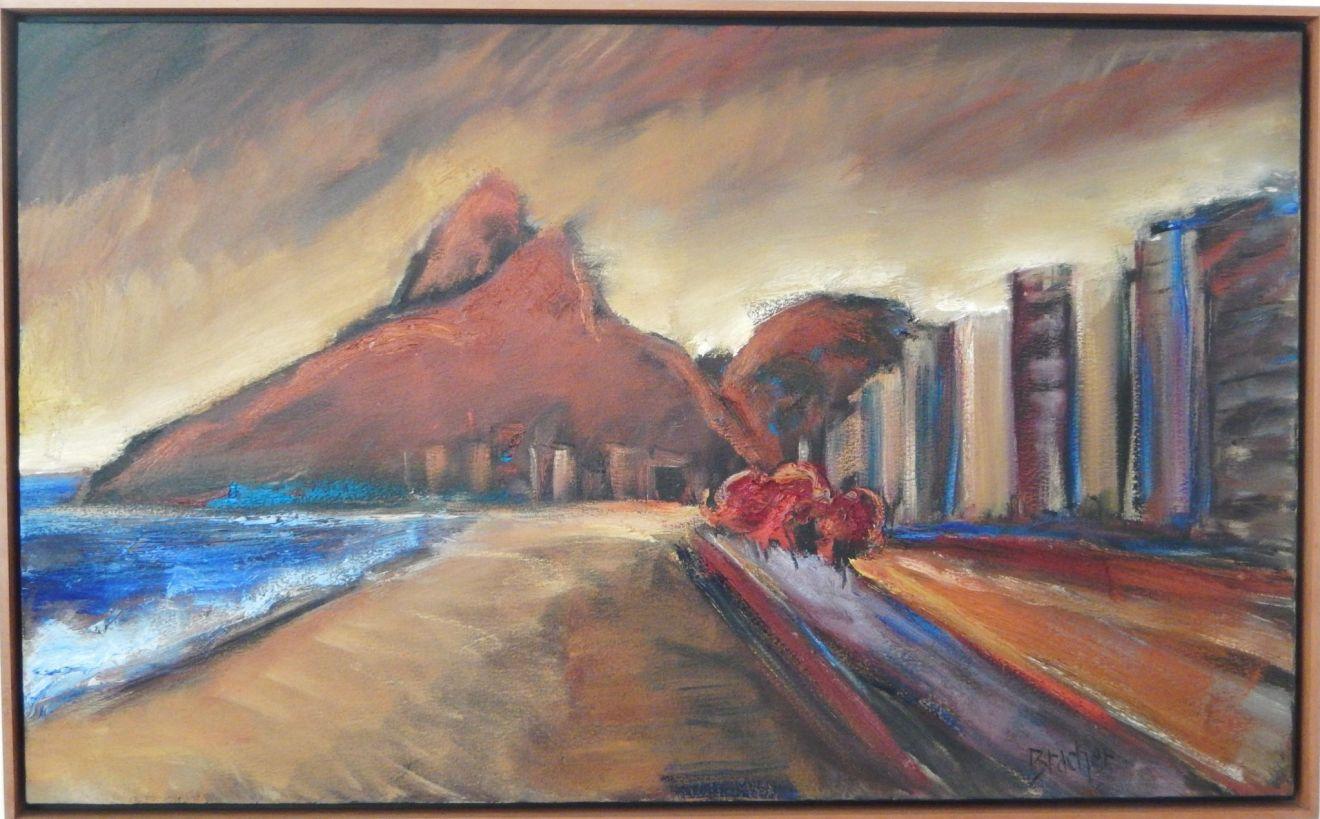 Bracher by Footloose Lemon Juice Brazilian Painters