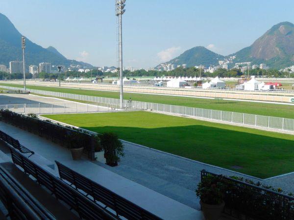 A Lazy Sunday at the Jockey Club Rio de Janeiro