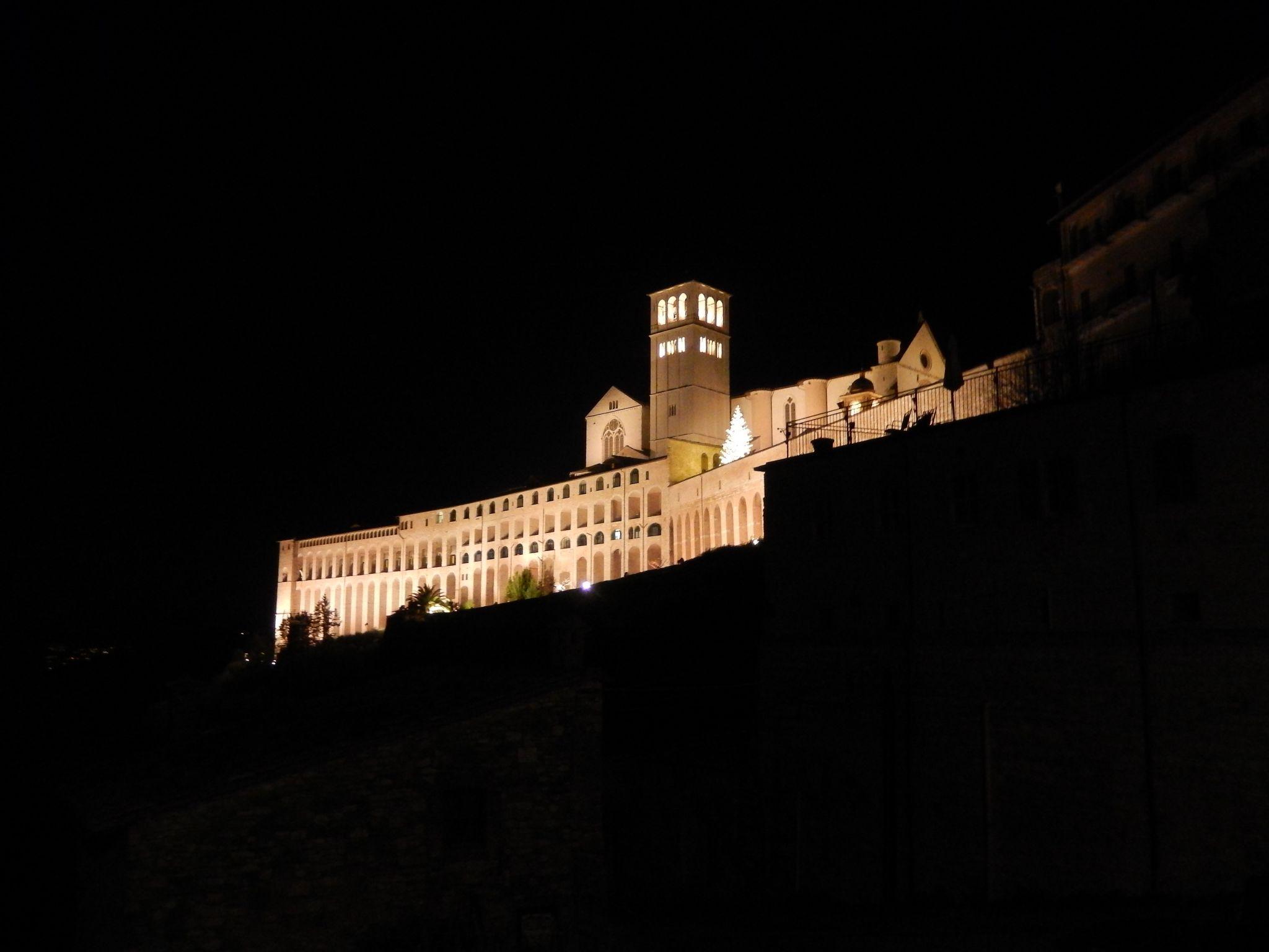 Assisi in Umbria by Footloose Lemon Juice