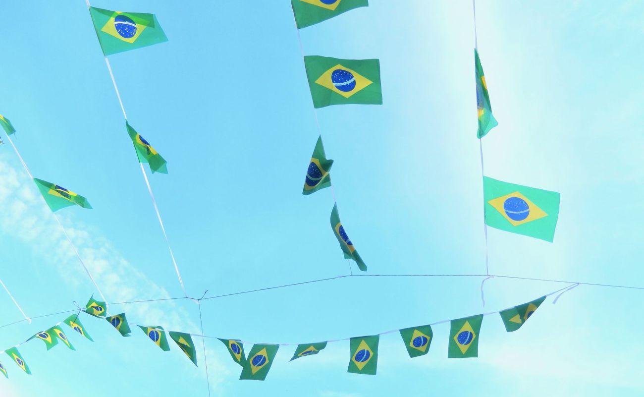 Brazilian World Cup Chant