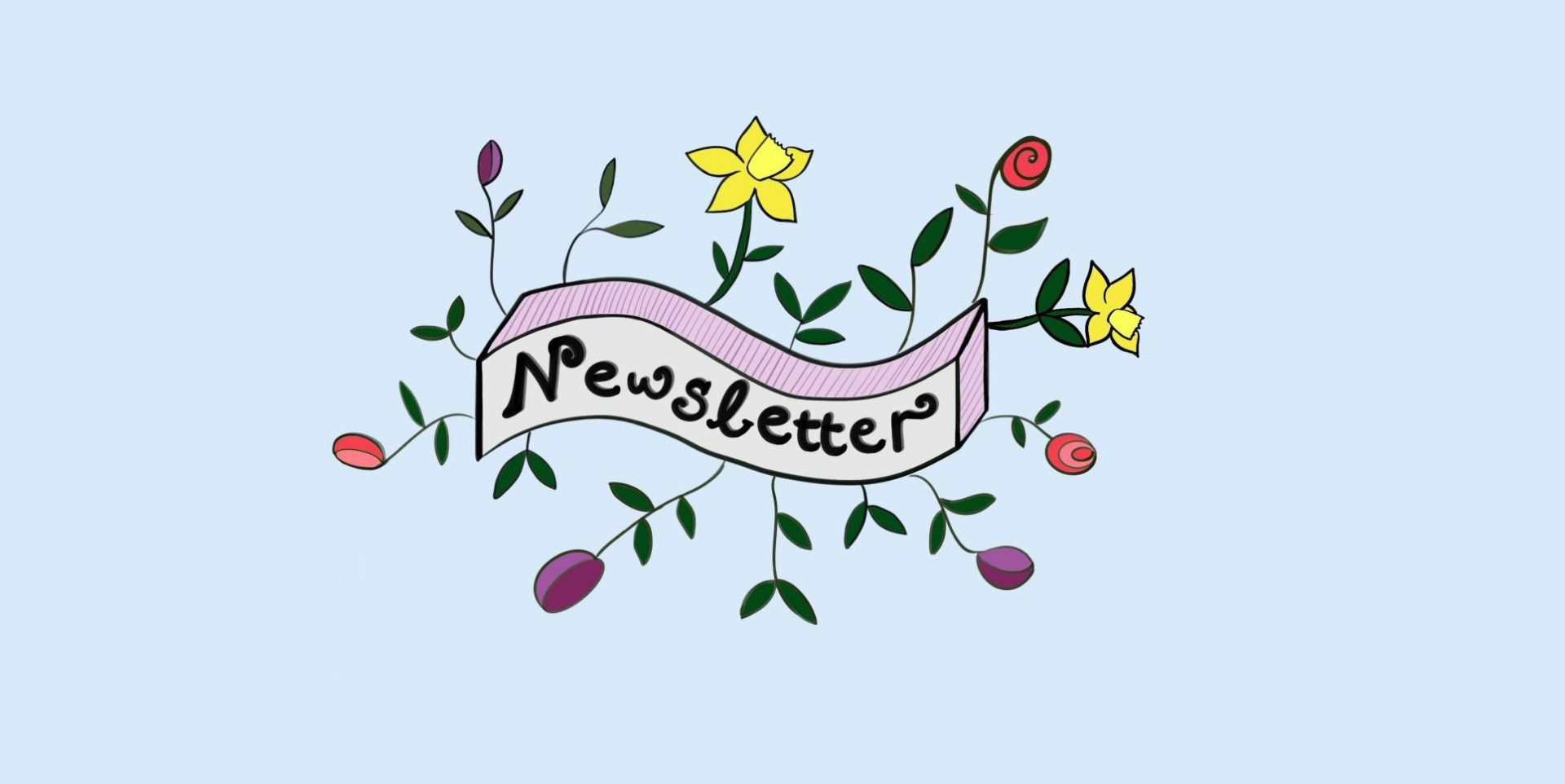 Newsletter illustration