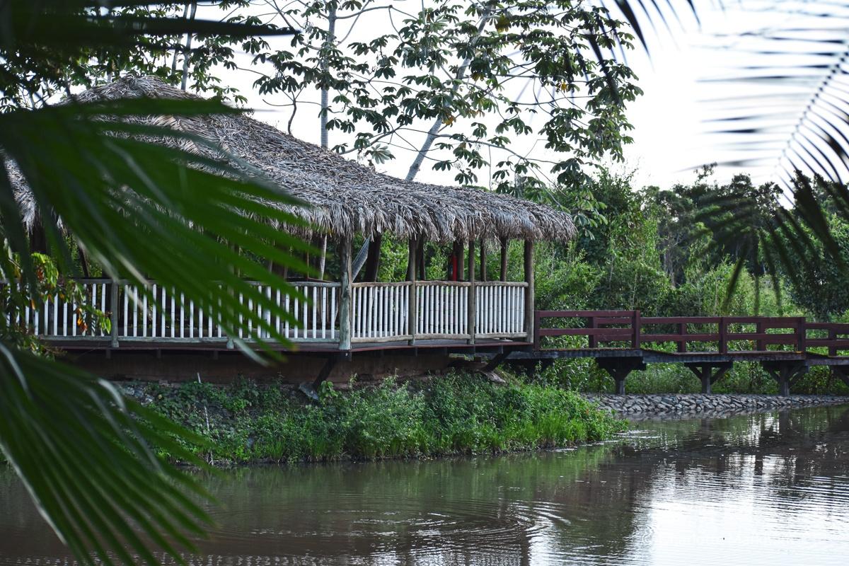 Pantanal-lodge