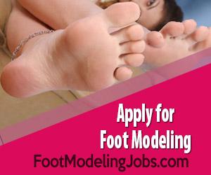 Foot modeling Serbia