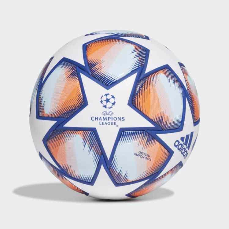 Officiel: Adidas dévoile le nouveau ballon de la Ligue des ...