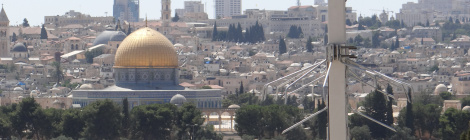 A palestinian prologue: The walls of Jerusalem