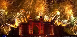 Dubai, Sydney & Edinburgh fireworks: New Year celebrations around the world