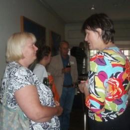 Birgitta Calmefelt & Dr Astrid Schulze