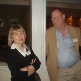 Dr Eileen Shore & Dr Burt Nussbaum