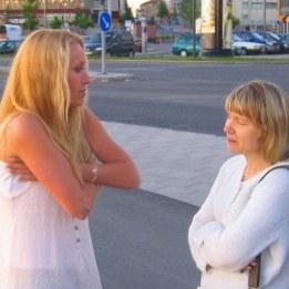 Marie & Eileen Shore pratar framtid