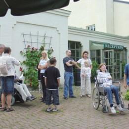 Solbacka 2004 första Skandinaviska FOP Seminariet