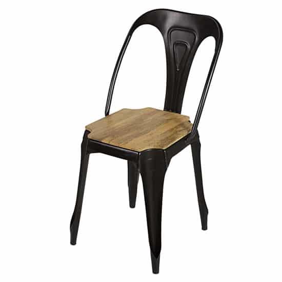 chaise industrielle quel modele