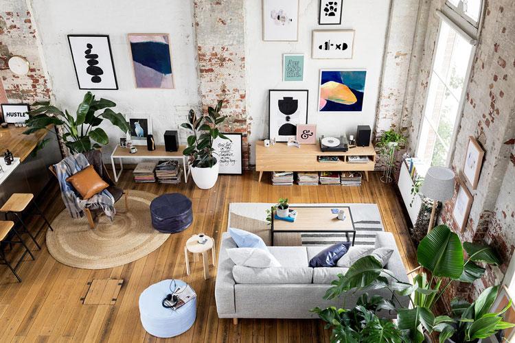 14 Ides Pour Dcorer Sa Maison Avec Des Plantes Vertes