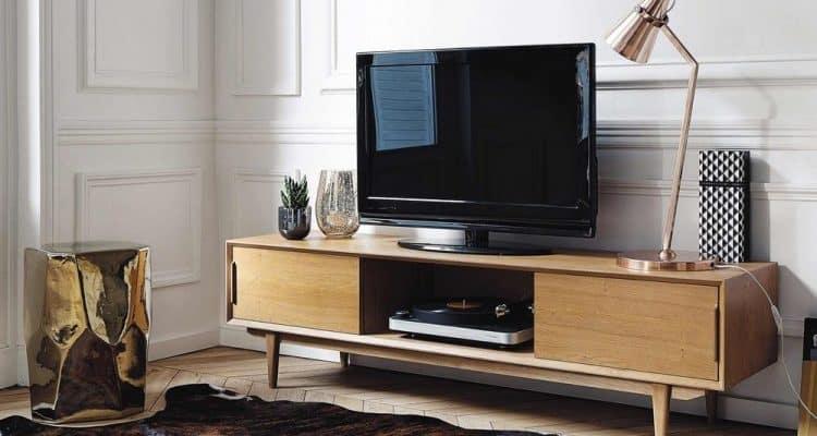 meuble tv maisons du monde quel