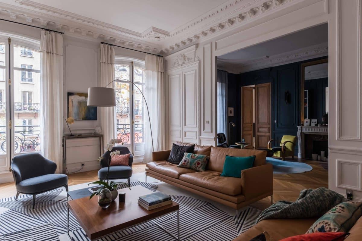 Dcoration Appartement Parisien Comment Amnager Son