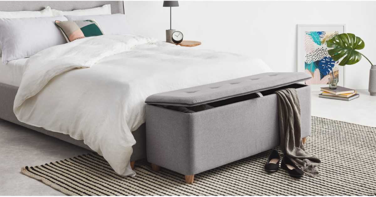 quel banc de lit choisir pour rehausser le cachet de sa chambre