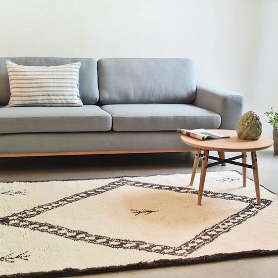 tapis scandinave quel modele pour