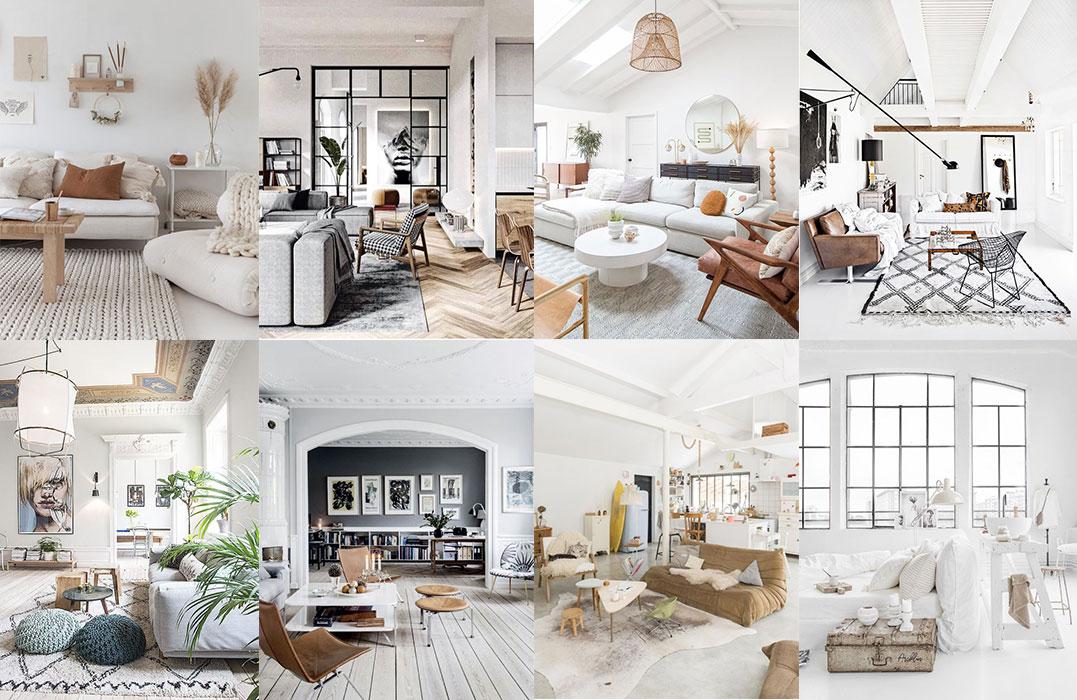 salon blanc 5 exemples pour un